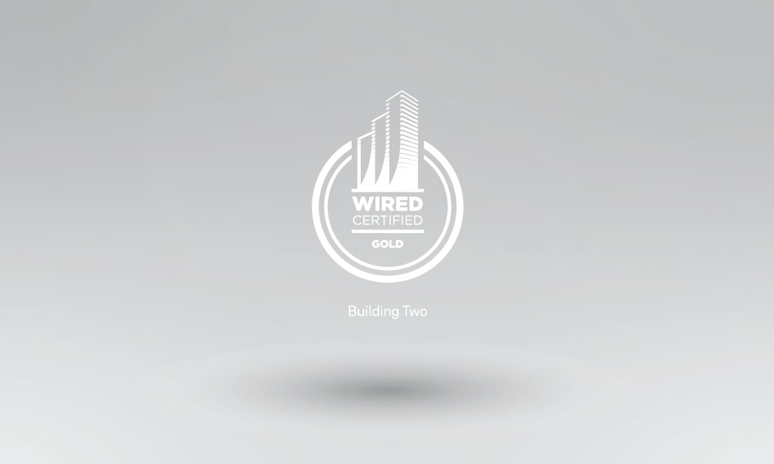 WIRED Certified Gold (building 2)