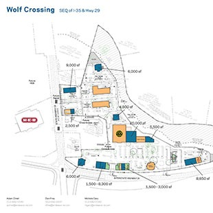 Wolf Crossing Site Plan
