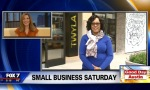 Going local for Small Business Saturday