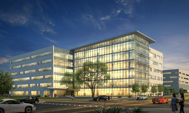 Endeavor Real Estate Group was backed by Shorenstein Properties in the development of Domain 7, which was just purchased by Tier REIT, a Dallas company.